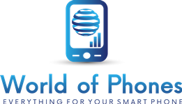 World of Phones Logo