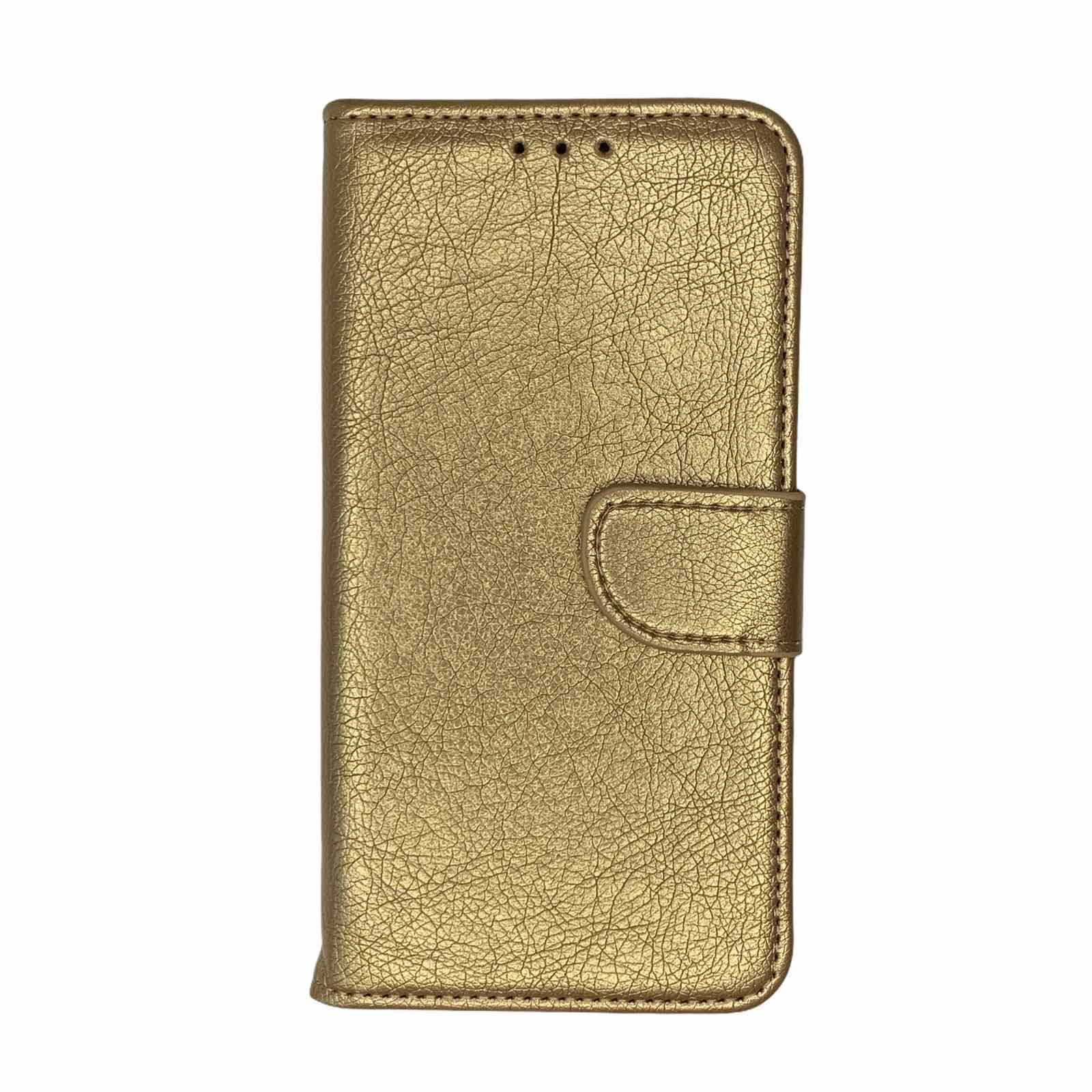 Boek hoes goud hoes kaarthouder